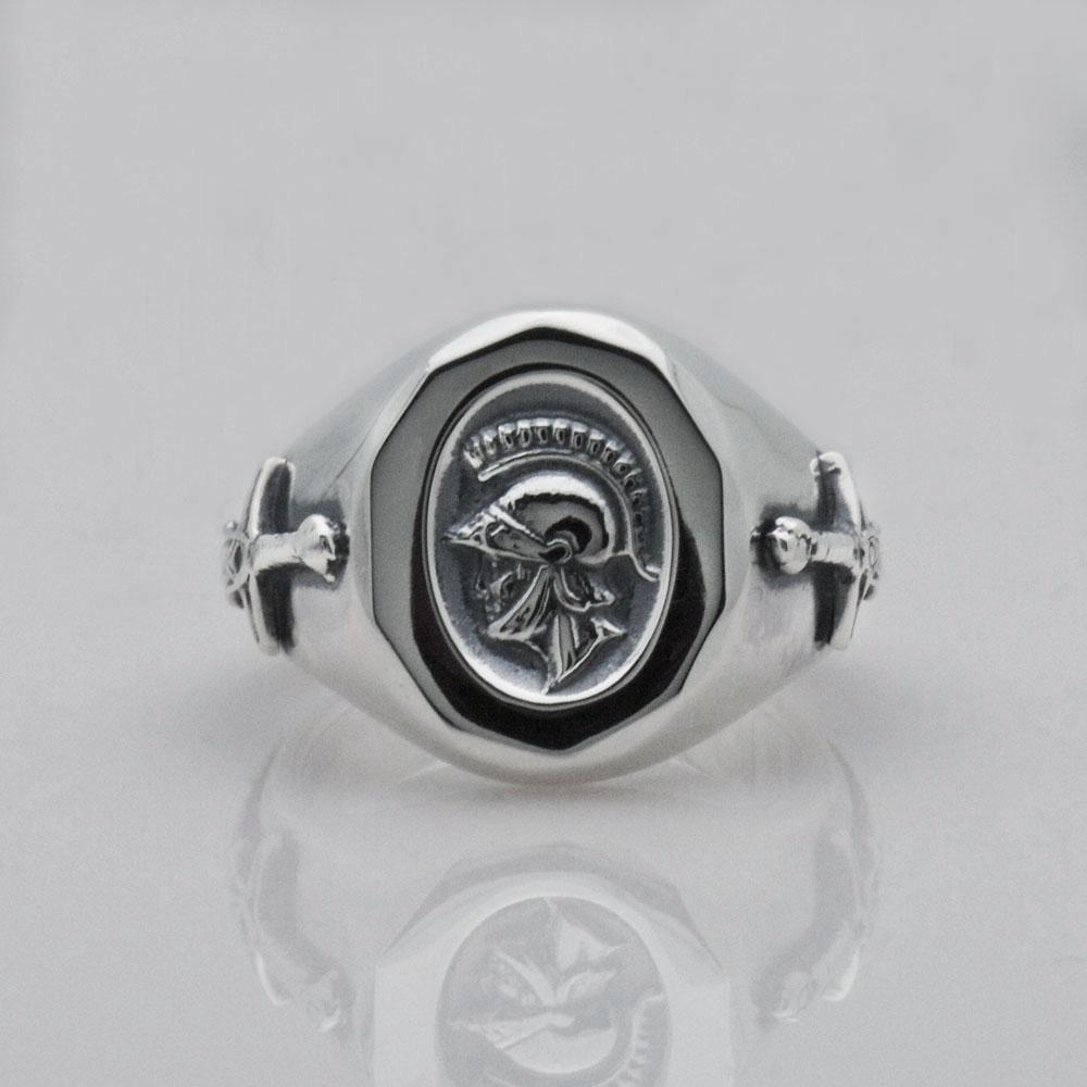 The Spartan and Sword Ring