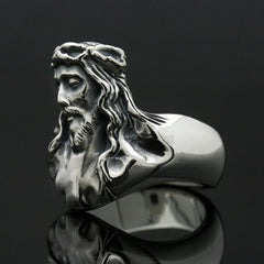 The Crestfallen Jesus Ring