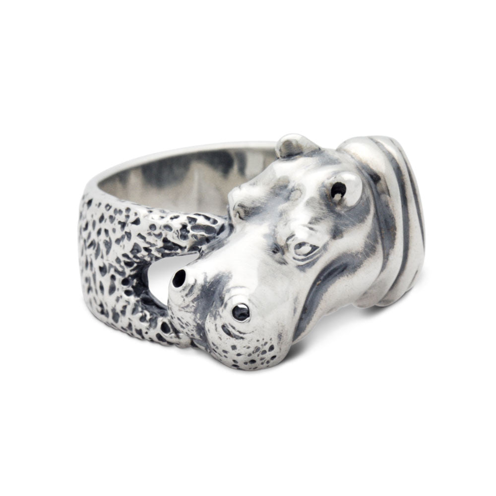 The Husky Hippo Ring