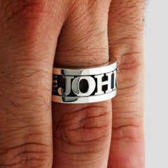 The Namesake Ring
