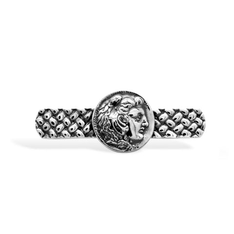The Braided Alexander Tie Bar