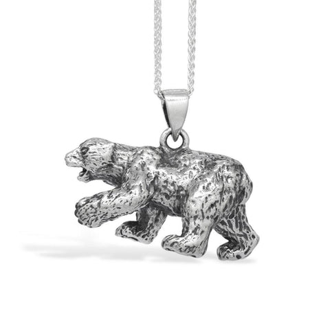 The Polar Bear Pendant