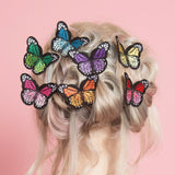 Pilipala Butterfly Clips - Set of 7 - Gg's Pin-up Couture