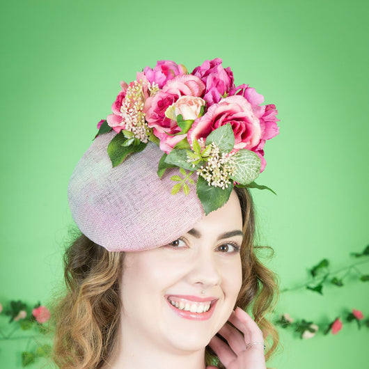 The Pink Hat - Gg's Pin-up Couture