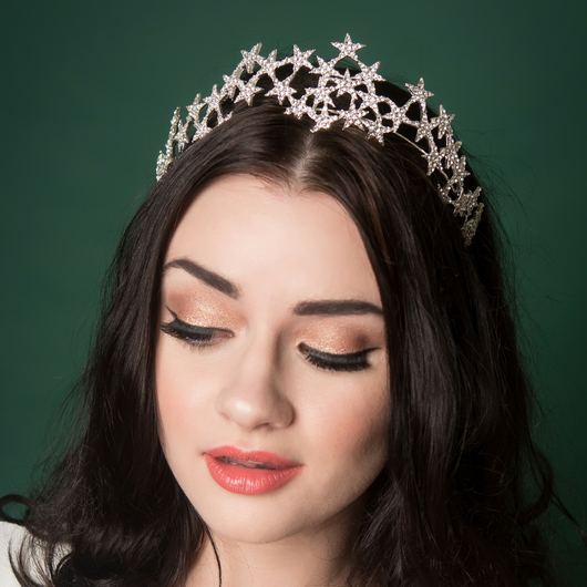 Star Constellation Tiara PREORDER - Gg's Pin-up Couture