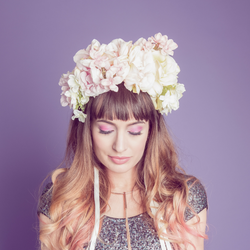 Pastel Ombre Crown