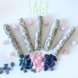 Giant Sage Smudge Sticks - Gg's Pin-up Couture