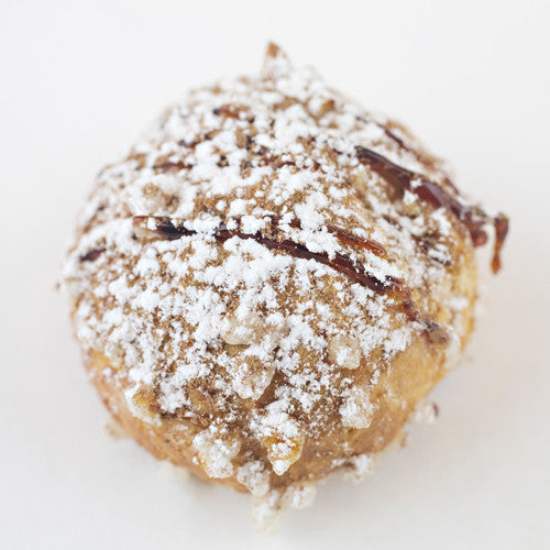 BIGNÉ ALLA NOCCIOLATA | CHOCOLATE-HAZELNUT CREAM PUFFS
