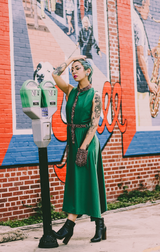 CUT/SEW Day Maxi Dress Sewing Pattern