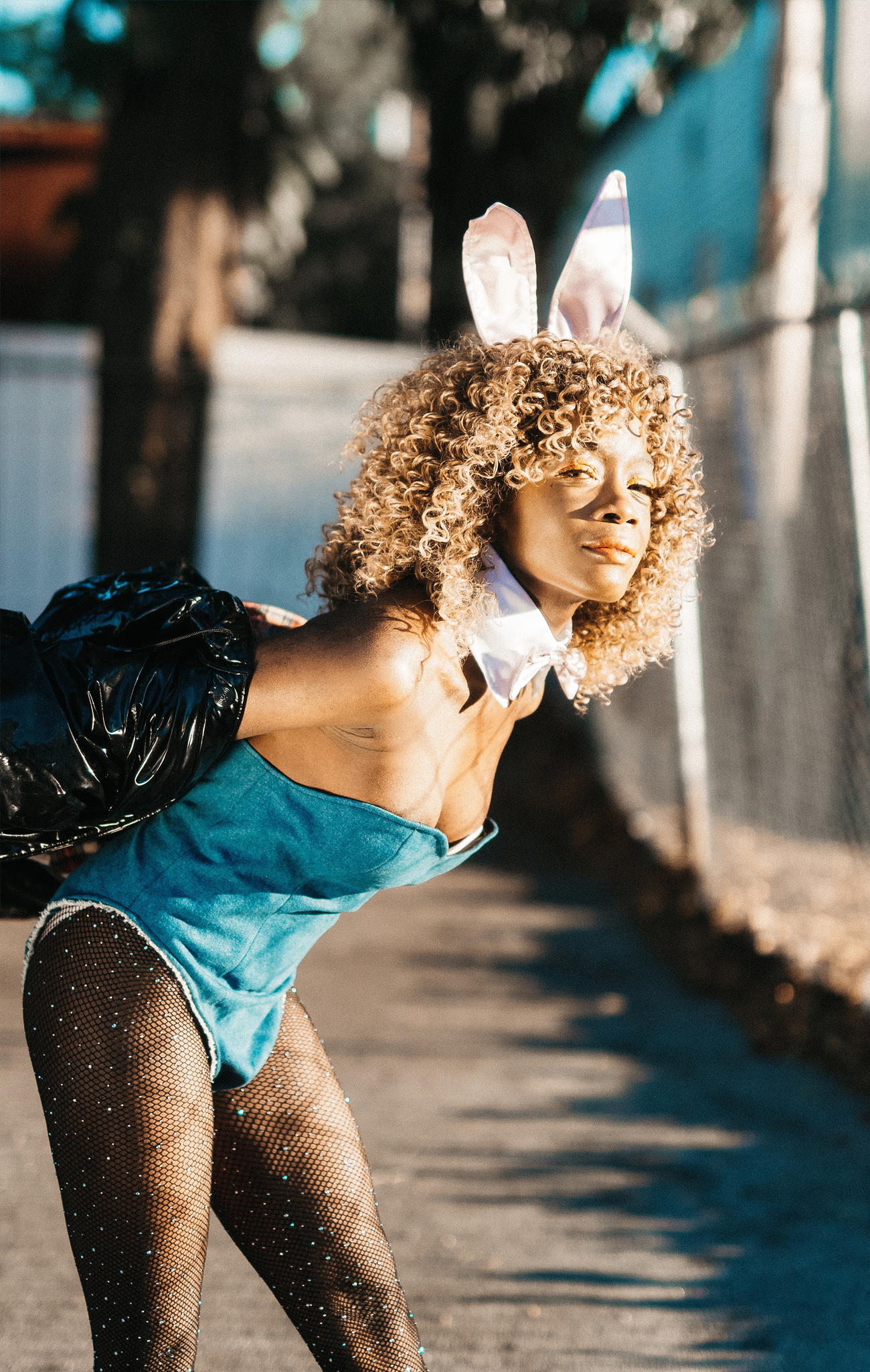 CUT/SEW Beginner Friendly Bunny Suit Sewing Pattern