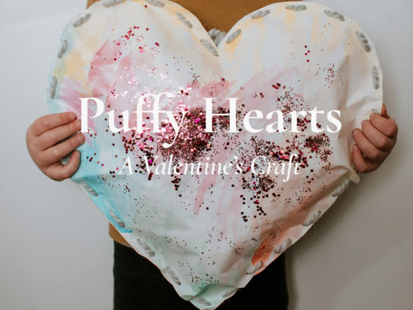 Puffy Heart Craft