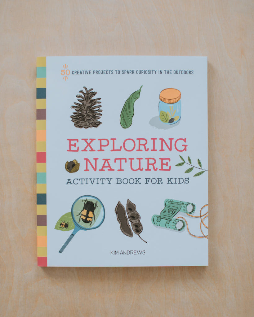 Exploring Nature - Activity Book for Kids