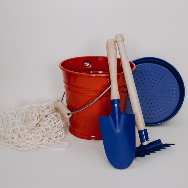Metal Sand and Hand Tools Set