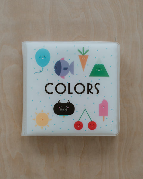 Colors Bath Book