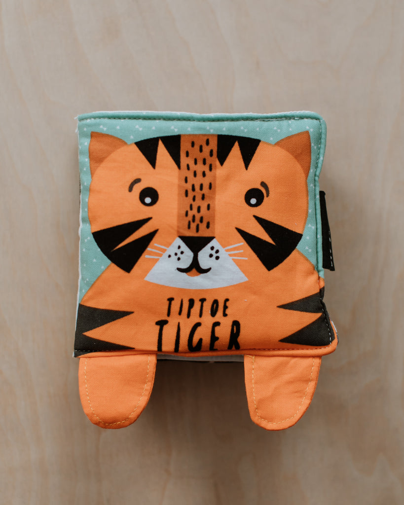 Tiger Soft Book