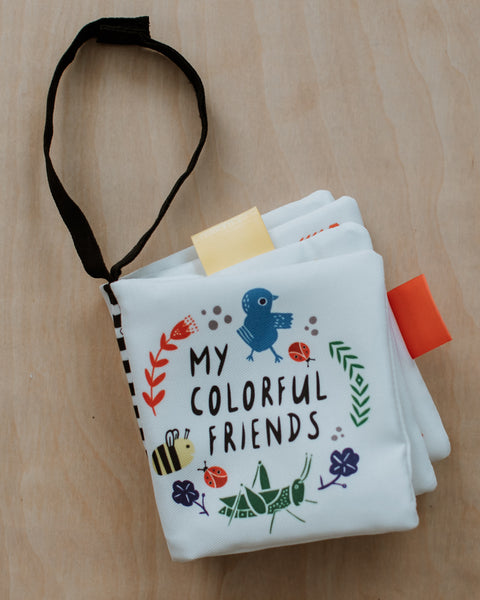 Stroller Book: My Colorful Friends