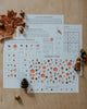 Bundled Prek/K + Elementary Autumn Activity Pack Printable