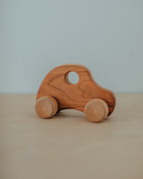 Wooden Toddler Car