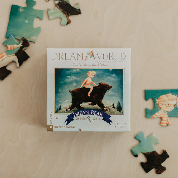 Dream Bear Mini Puzzle