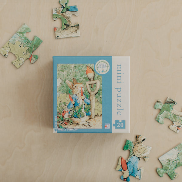 Peter Rabbit Mini 20 Piece Puzzle