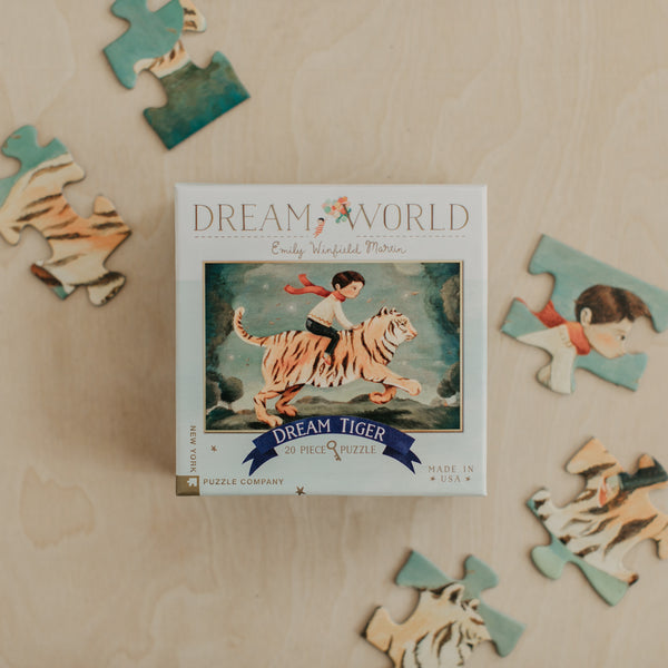 Dream Tiger Mini Puzzle