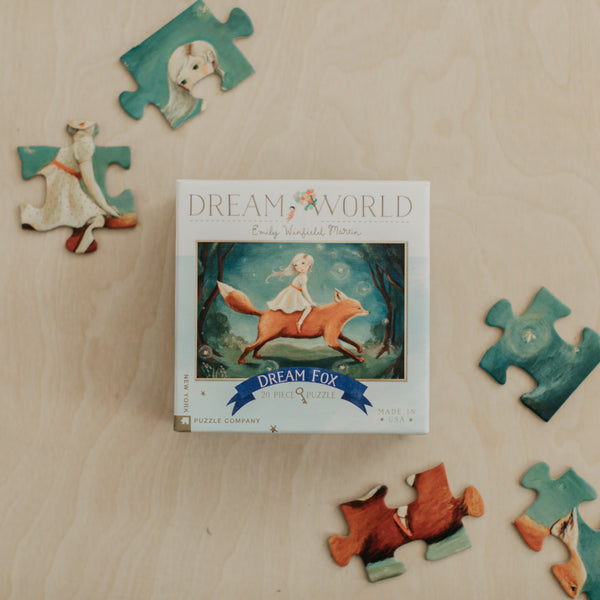 Dream Fox Mini Puzzle