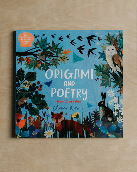 Origami + Poetry:  Inspired by Nature