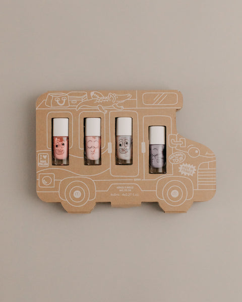 Van Storyboard Gift Set Nail Polish