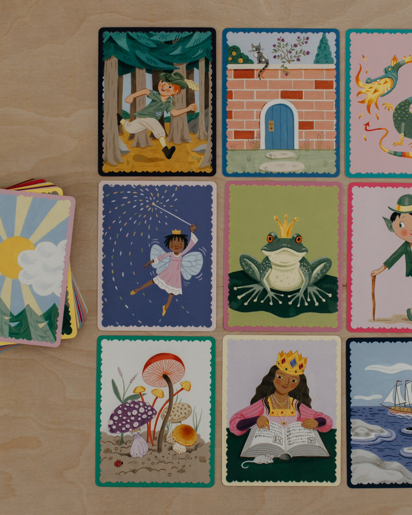 Fairytale Mixup Story Cards