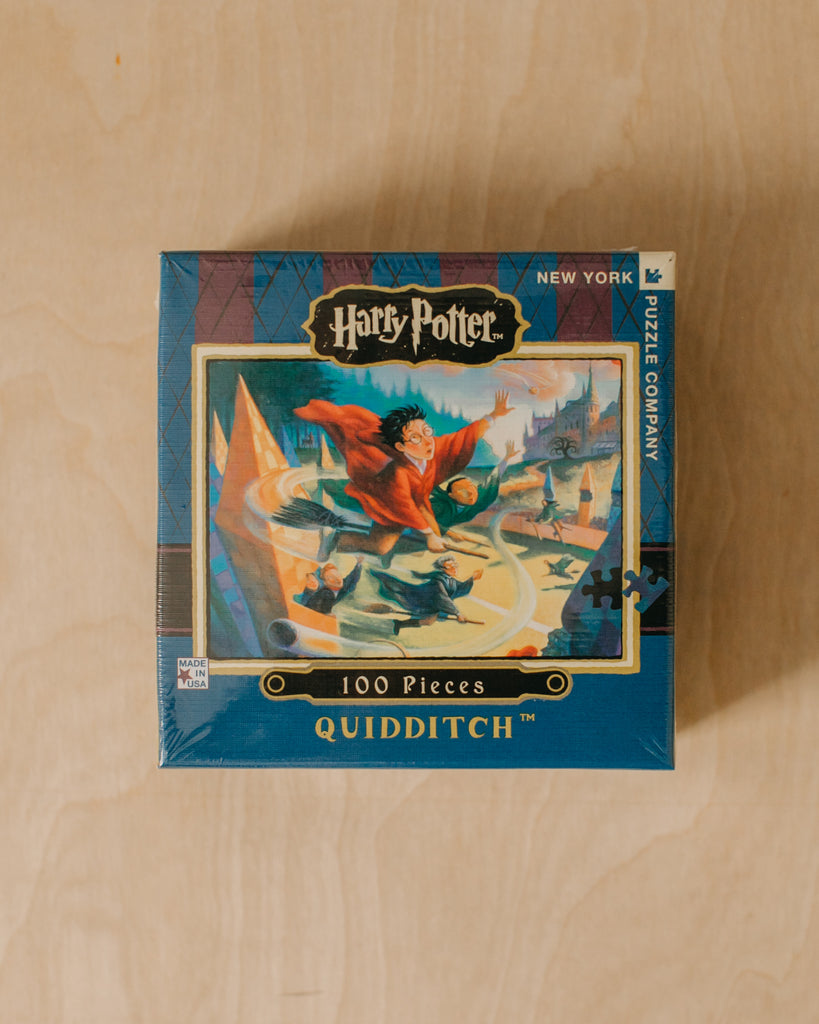 Quidditch 100 Piece Harry Potter Mini Puzzle