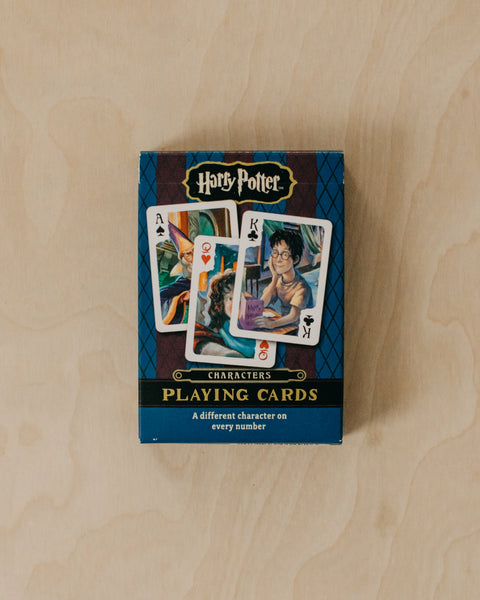 Harry Potter Character Playing Cards
