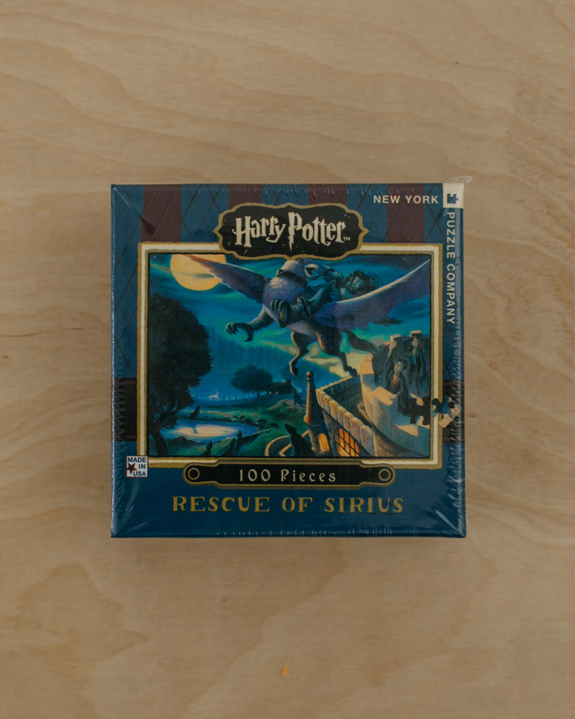 Rescue of Sirius 100 Piece Harry Potter Mini Puzzle