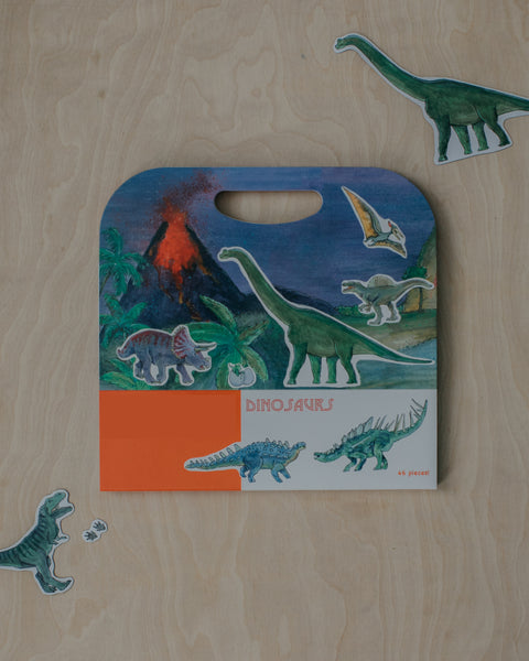 Dinosaurs Magnetic Activity Set