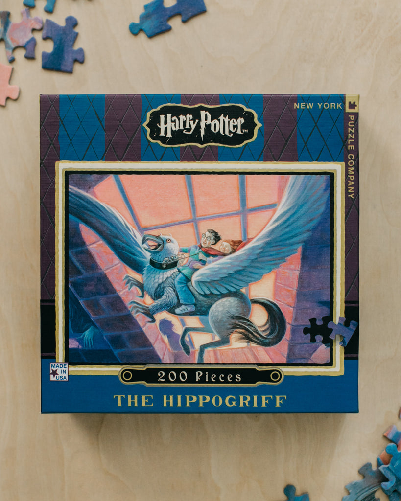 The Hippogriff 200 Piece Harry Potter Puzzle