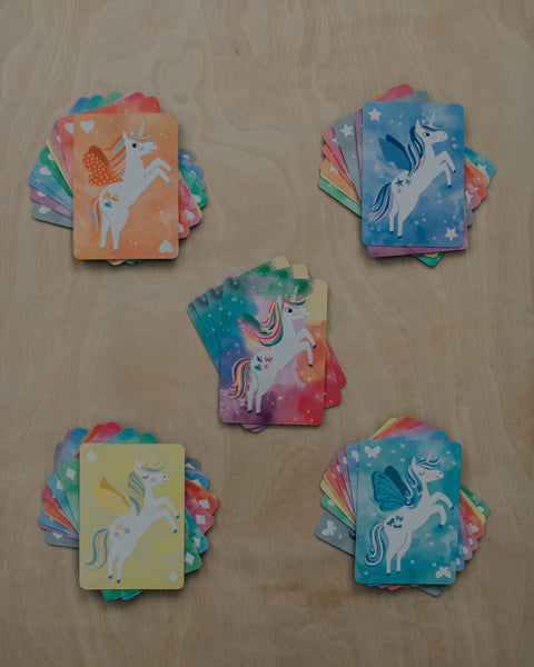 Unicorn Crazy Eights