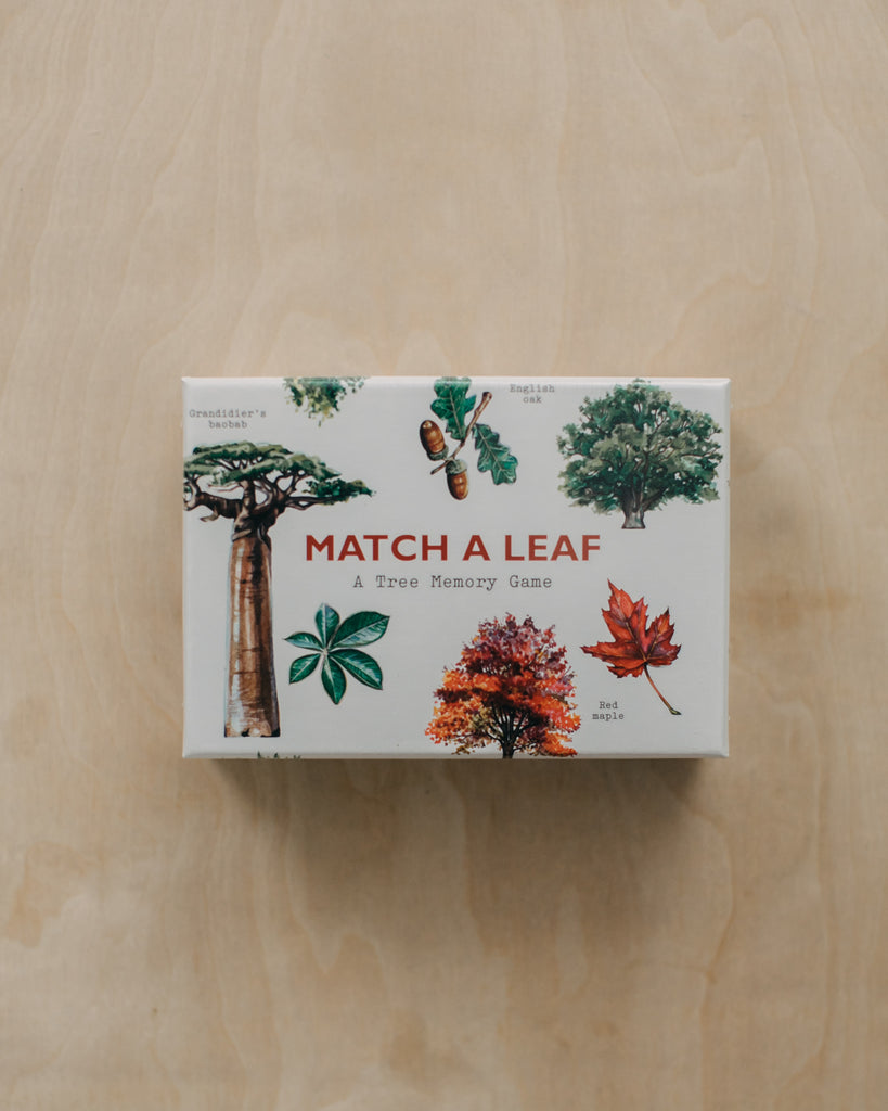 Match a Leaf Game