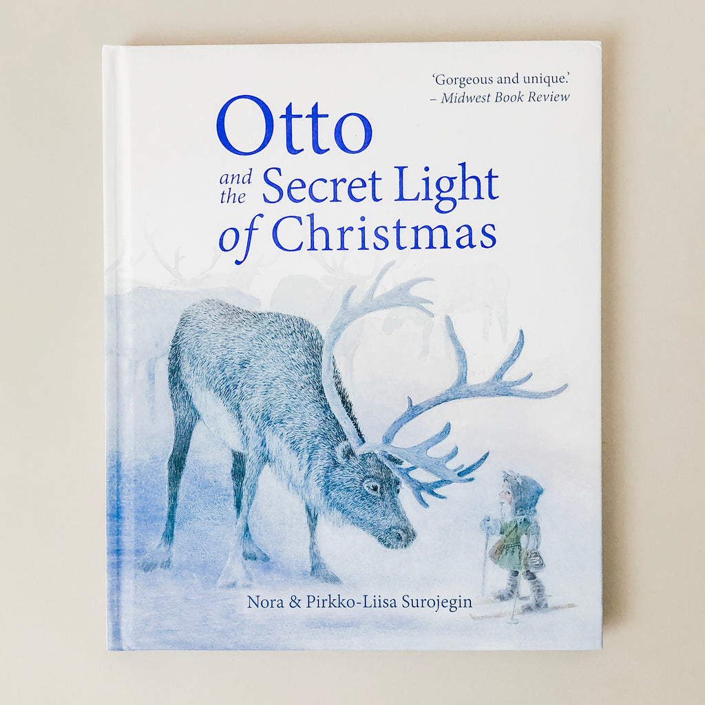 Otto and the Secret Light of Christmas - Wild Creek Co