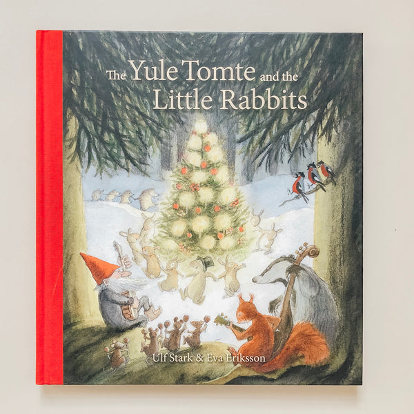 Yule Tomte and the Little Rabbits an Advent Book