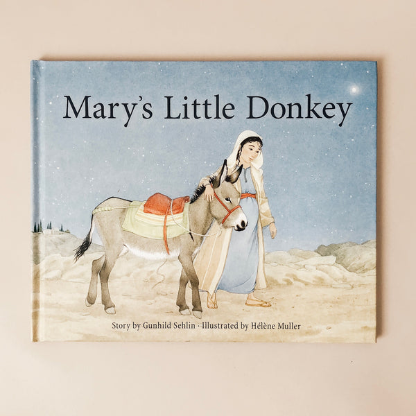 Mary's Little Donkey - Wild Creek Co