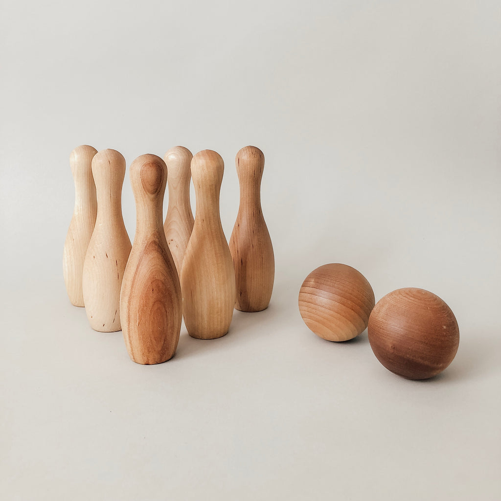 Bowling Set - Wild Creek Co