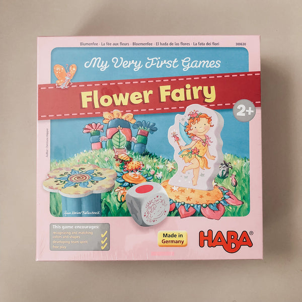 My First Flower Fairy Game