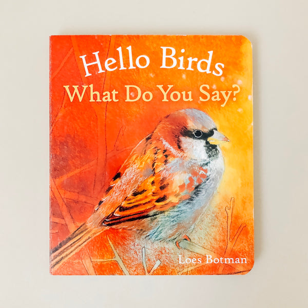 Hello Birds, What Do You Say? - Wild Creek Co