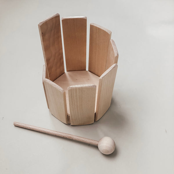 Stirring Xylophone Drum