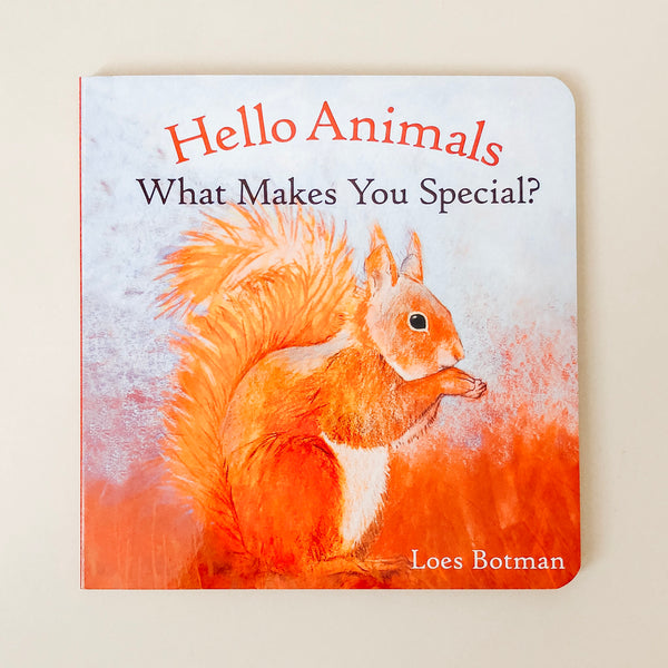 Hello Animals, What Makes You Special? - Wild Creek Co
