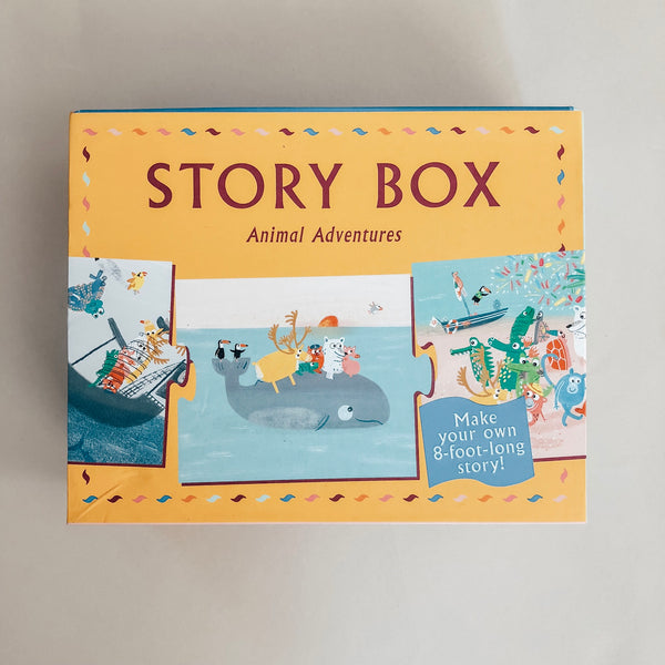 Story Box Animal Adventures