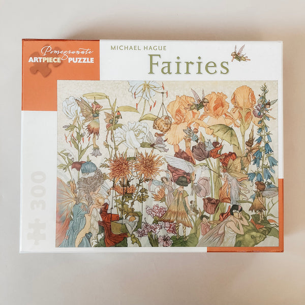 Fairies 300 Piece Puzzle