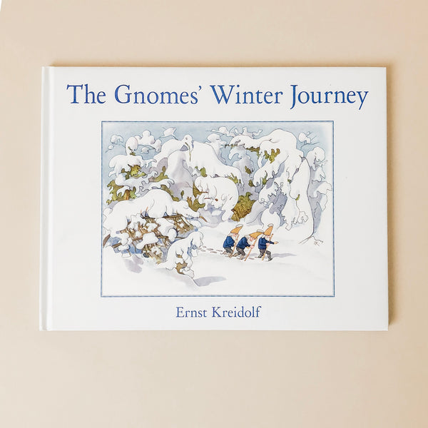 The Gnomes' Winter Journey - Wild Creek Co
