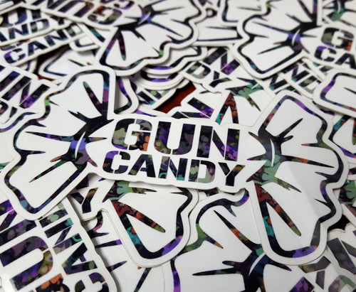 GunCandy Vinyl Sticker