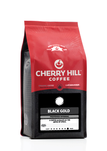 Cherry Hill Coffee Black Gold