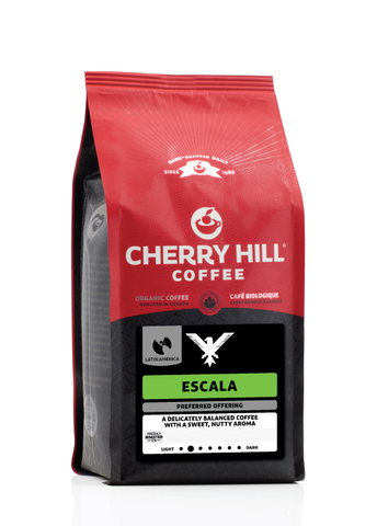 Cherry Hill Coffee Escala